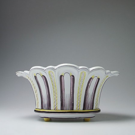 arthur-percy-gefle-handpainted-art-deco-jardiniere