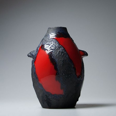 dorothea-roth-fat-lava-vase-west-germany