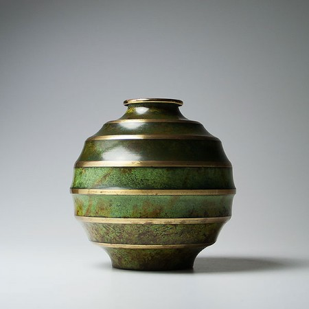 svenska-metallverken-svm-bronze-patinated-ball-vase-klotvas